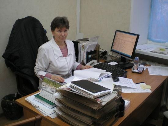 помощник врача диетолога